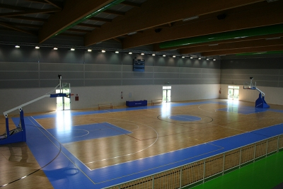 Basketball Facility Brendola Gym