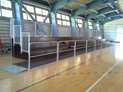 Grandstand Musile di Piave Gym
