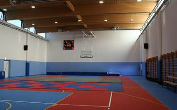 Basket Facility - Azzano Decimo Gym