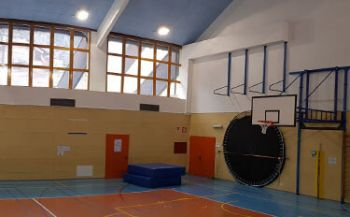 Basketball Facility Tesero Gym