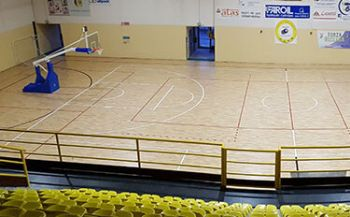 Basketball facility Palasport Suzzara