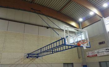Basketball Facility - Mussolente Gym