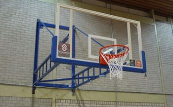 Basketball facility F.I.B.A. - Bristol