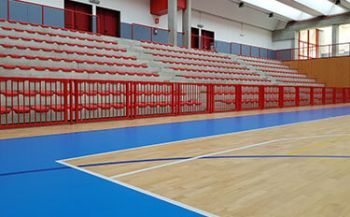 Istrana Gym tribune