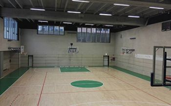 Basketball Facility Lussana Gym