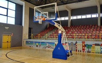 Basketball Facility Varazze Gym