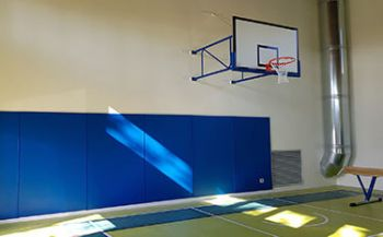 basketball facility sarnano gym