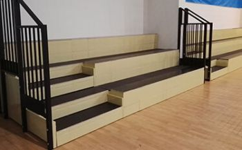 fixed-grandstands-municipal-gym-casier