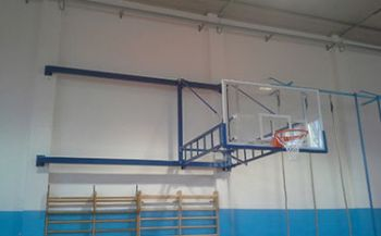 Basketball Facility Bedizzole Gym