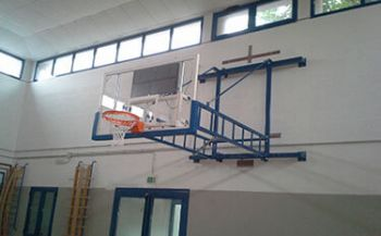 Basketball Facility Caneva Gym