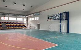 Supply of wall-mounted basketball system