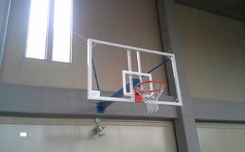 Basketball Facility Presezzo Gym