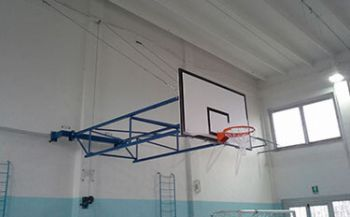 Basketball Facility Rho Via Grassi Gym