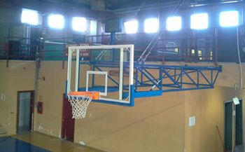 Basketball Facility Rho Via Trecate Gym