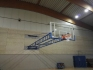 Basketball facility wall mounting - Mussolente Gym