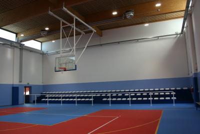 Impianto basket Palestra Azzano Decimo - 02