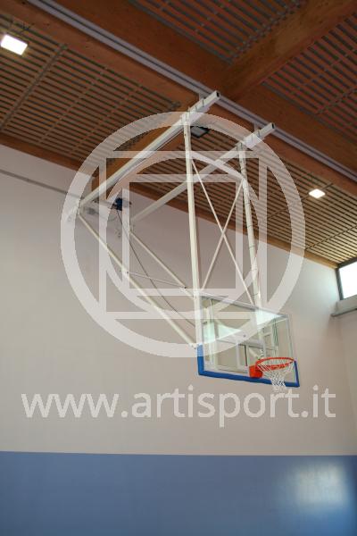 Impianto basket Palestra Azzano Decimo - 03