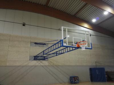 Impiato basket accostabile a parete - Mussolente