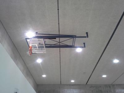 Impianto basket - Montebelluna