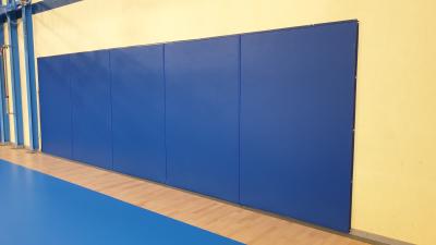 protezioni-murali-palestra-cus-torino