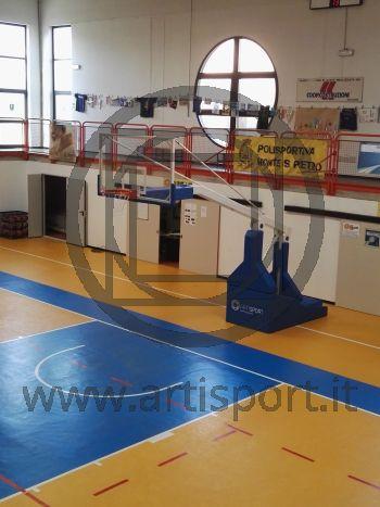 Impianto Basket Palestra Comunale Monte San Pietro