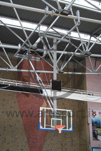 Impianto basket Montebelluna
