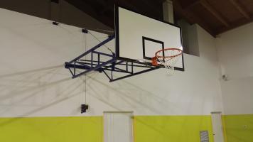 Impianto Basket Palestra Comunale di Giussago