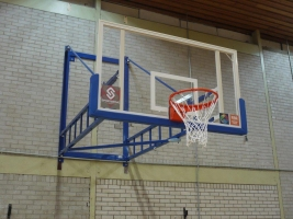 "Impianto basket  F.I.B.A. - ""The Park Community Center"" di Bristol"