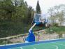 Impianto basket oleodinamico - San Miniato