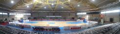 Panoramica impianto basket al geovillage