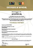 Certificazione FIBA