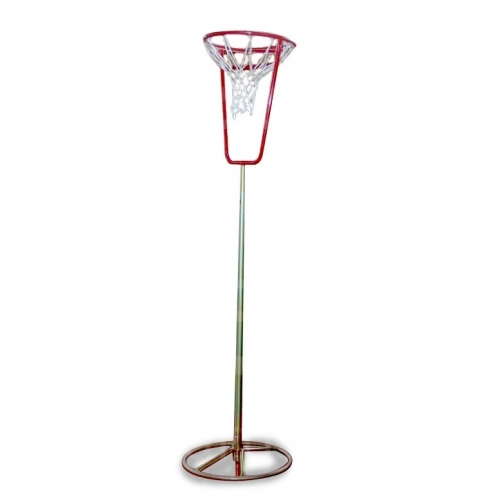 Portable basketball rim