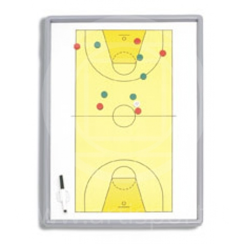 Basketball Equipment Magnetic Tactic Board For Basket