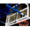 Basket-minibasket setting device