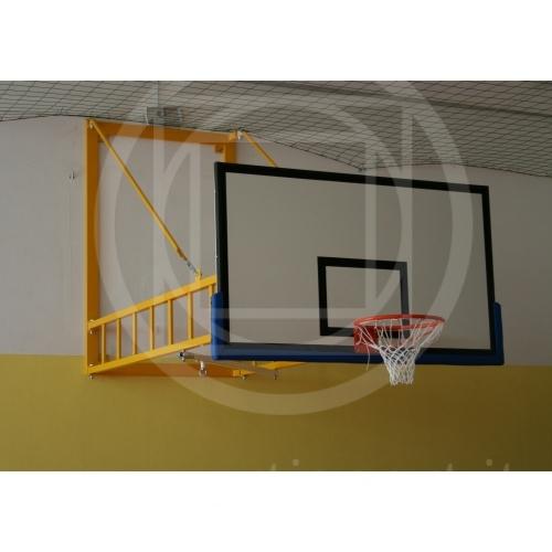 Artisport Basketball Facility Wall Basket Facility