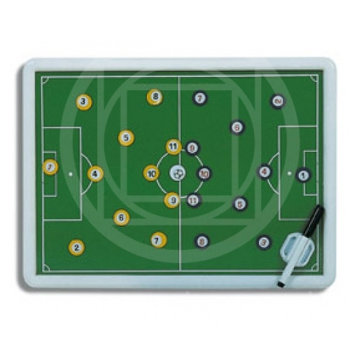 football magnetic board art f739 wall hanging magnetic coach board