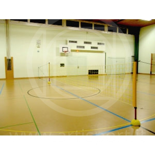 Indoor kit for football-tennis training