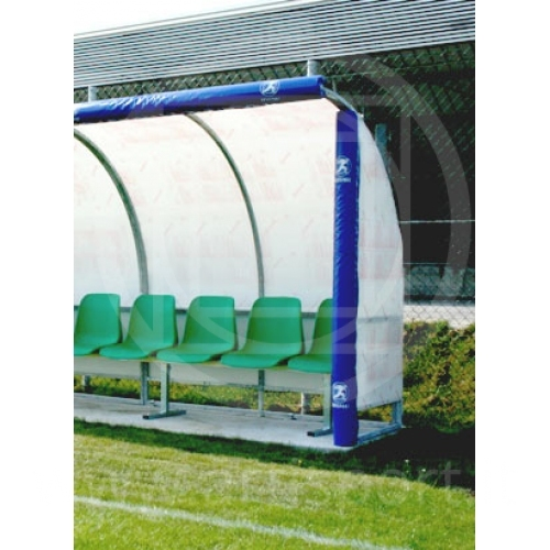 Coach bench protection