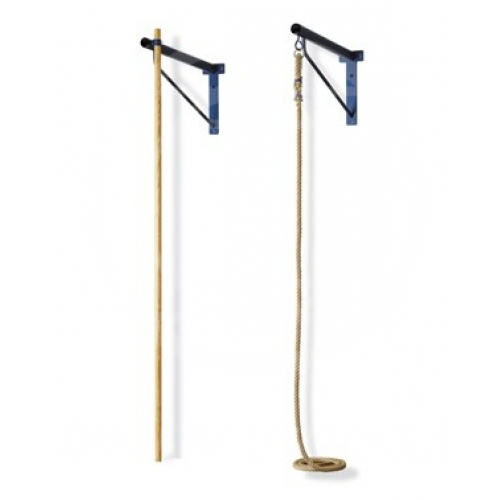 gymnastic climbing pole