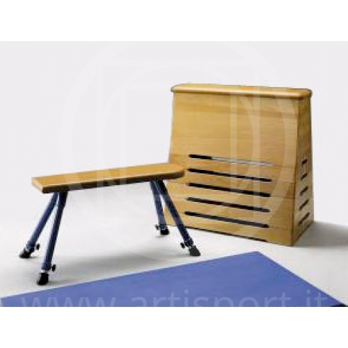 Gymnastics Plinth Top Covered With Synthetic Leather