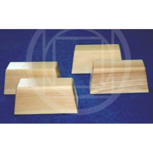 Wooden blocks for gym