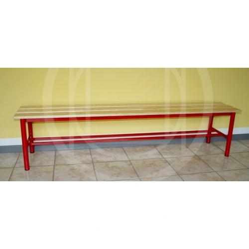 Dressing room benches locker bench gym