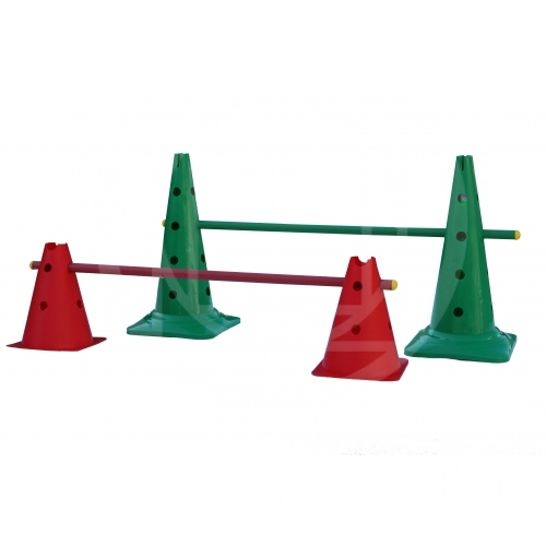 Set Plastic Obstacles For Children Gymnastics Artisport