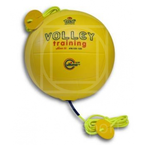 Volley Ball With Elastic Bands For Training Artisport