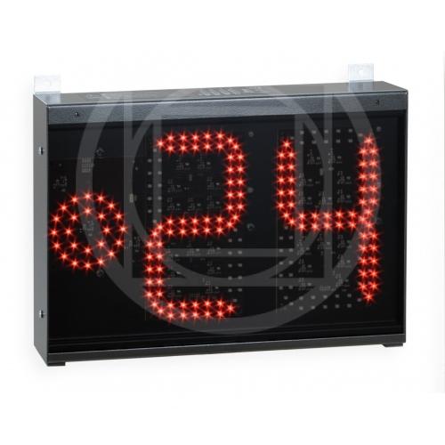 24 Sekunden Anzeige für Basketball