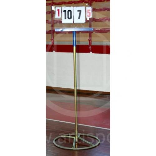 Manuelle Anzeigetafel für Volleyball